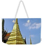 Wat Po Bangkok Thailand 18 Weekender Tote Bag