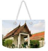 Wat Po Bangkok Thailand 39 Weekender Tote Bag
