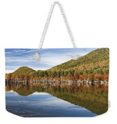 Watagua Lake, Tn Weekender Tote Bag