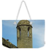 Watch Tower On The Castillo Weekender Tote Bag