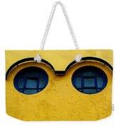 Watching You ... Weekender Tote Bag
