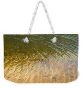 Water Abstract - 1 Weekender Tote Bag