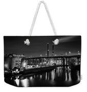 Water And Cement Weekender Tote Bag