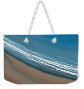 Water And Sand Weekender Tote Bag