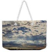 Water And Sky Weekender Tote Bag