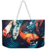 Water Ballet Weekender Tote Bag