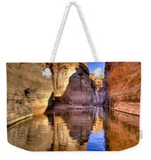 Water Canyon Weekender Tote Bag