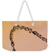 Water Chain IIi Weekender Tote Bag