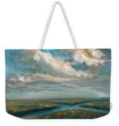 Water Cross Weekender Tote Bag