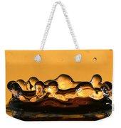 Water Crown Weekender Tote Bag