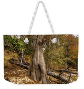 Water Cypress Weekender Tote Bag