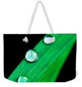 Water Diamonds 14 Weekender Tote Bag