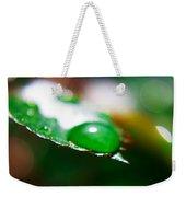 Water Diamonds 7  Weekender Tote Bag