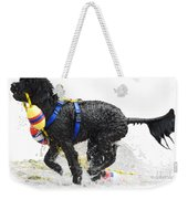 Water Dog 7 Weekender Tote Bag