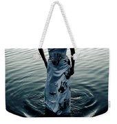 Water Dress Weekender Tote Bag
