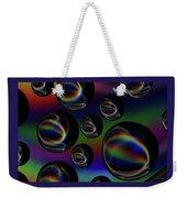 Water Droplets 5 Weekender Tote Bag