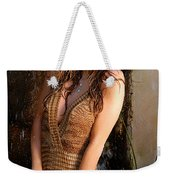 Water Fall Beauty Weekender Tote Bag