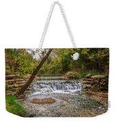 Water Fall Weekender Tote Bag