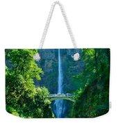 Water Falla Weekender Tote Bag
