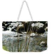 Water Flowing 1 Weekender Tote Bag