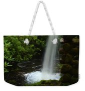 Water From The Flume Weekender Tote Bag