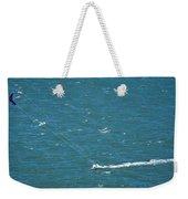 Water Glider Weekender Tote Bag