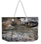Water Going To The Falls Weekender Tote Bag