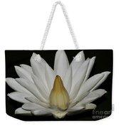 Water Lily 23 Weekender Tote Bag