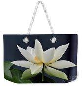 Water Lily 36 Weekender Tote Bag