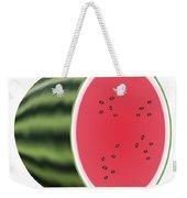 Water Melon Weekender Tote Bag
