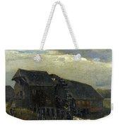 Water Mill At Opwetten Vincent Van Gogh Weekender Tote Bag