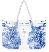 Water Nymph Lxxx Weekender Tote Bag