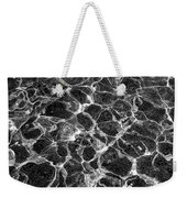 Water Pattern Weekender Tote Bag