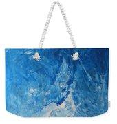 Water Planet Surface Weekender Tote Bag