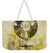 Water-pumping Windmill Weekender Tote Bag
