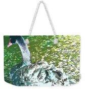 Water Queen Weekender Tote Bag