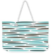 Water Ripple Weekender Tote Bag by Jocelyn Friis