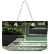 Water Runs  Weekender Tote Bag