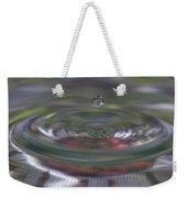 Water Sculpture Green Series 2 Weekender Tote Bag