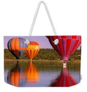 Water Skippers Weekender Tote Bag