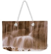 Water Softly Falling Weekender Tote Bag