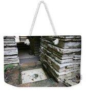 Water Spout Fallingwater  Weekender Tote Bag