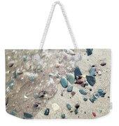 Water Stones Weekender Tote Bag