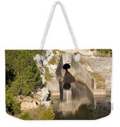 Water Supply Weekender Tote Bag
