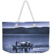 Water Taxi - Lago De Coatepeque - El Salvador Weekender Tote Bag