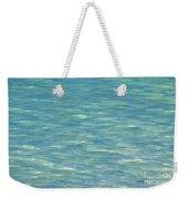 Water Texture Weekender Tote Bag
