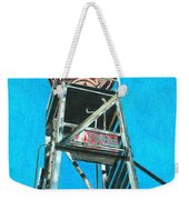 Water Tower Weekender Tote Bag by Glenda Zuckerman