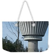 Water Tower Of Lohja  Station Weekender Tote Bag