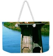 Water Treatment Weekender Tote Bag
