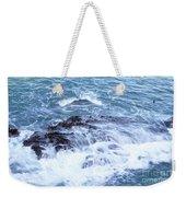 Water Turmoil Weekender Tote Bag by Richard J Thompson